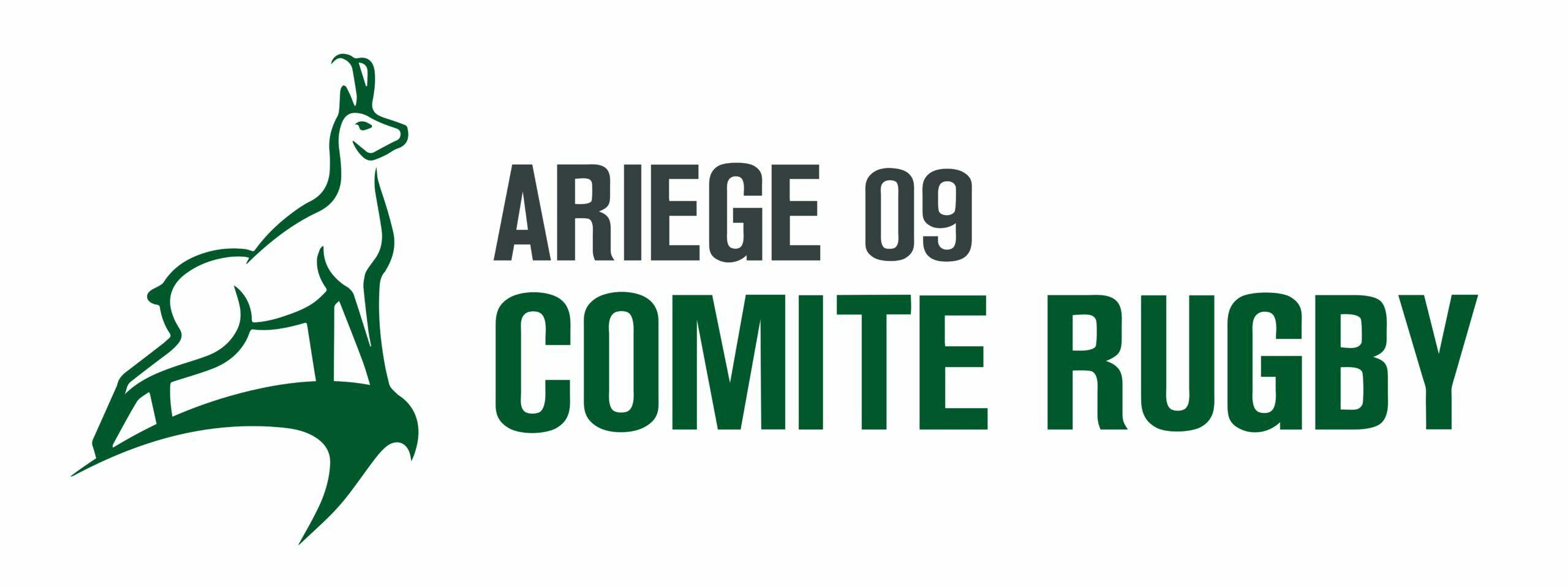 Logo Comité Rugby Ariège