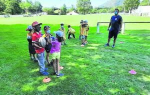 Article DDM :Fin de vacances sportives pour les Francas du Pays de Foix
