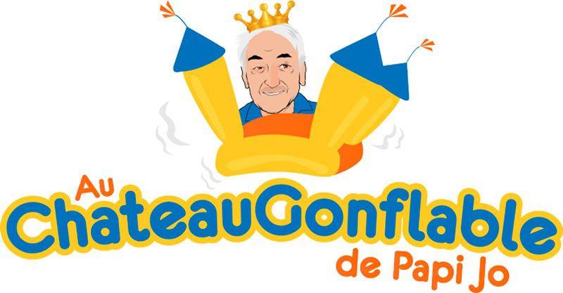Illustration de Partenariat avec la société d'évènementiel «Au château gonflable de papi Jo»