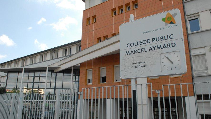 Collège Marcel Aymard Millau