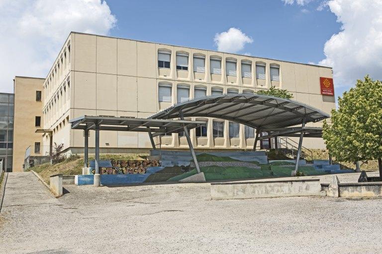 Lycée Jean Vigo Millau