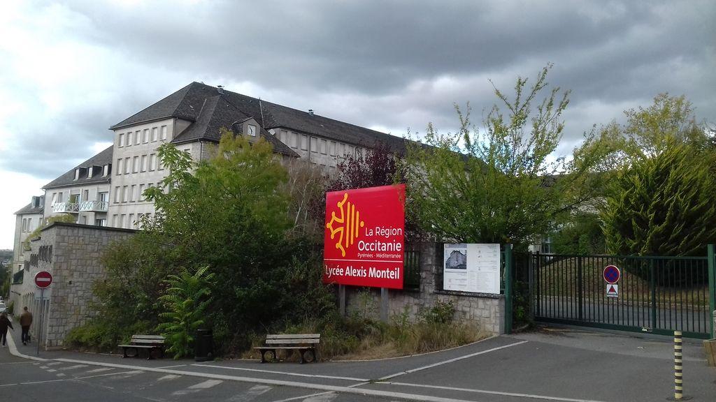 Lycée Monteil Rodez