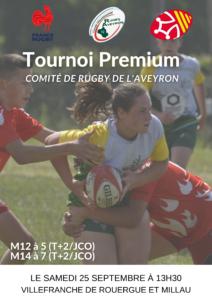 Tournoi Premium phases de secteurs 25/09/2021