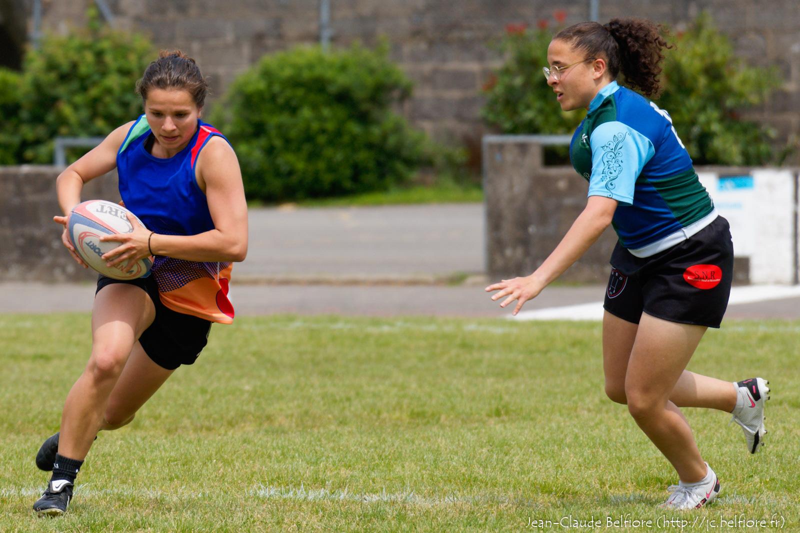 Illustration de la page Rugby Féminin