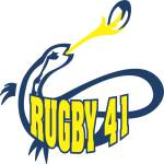 Logo Comité Rugby 41